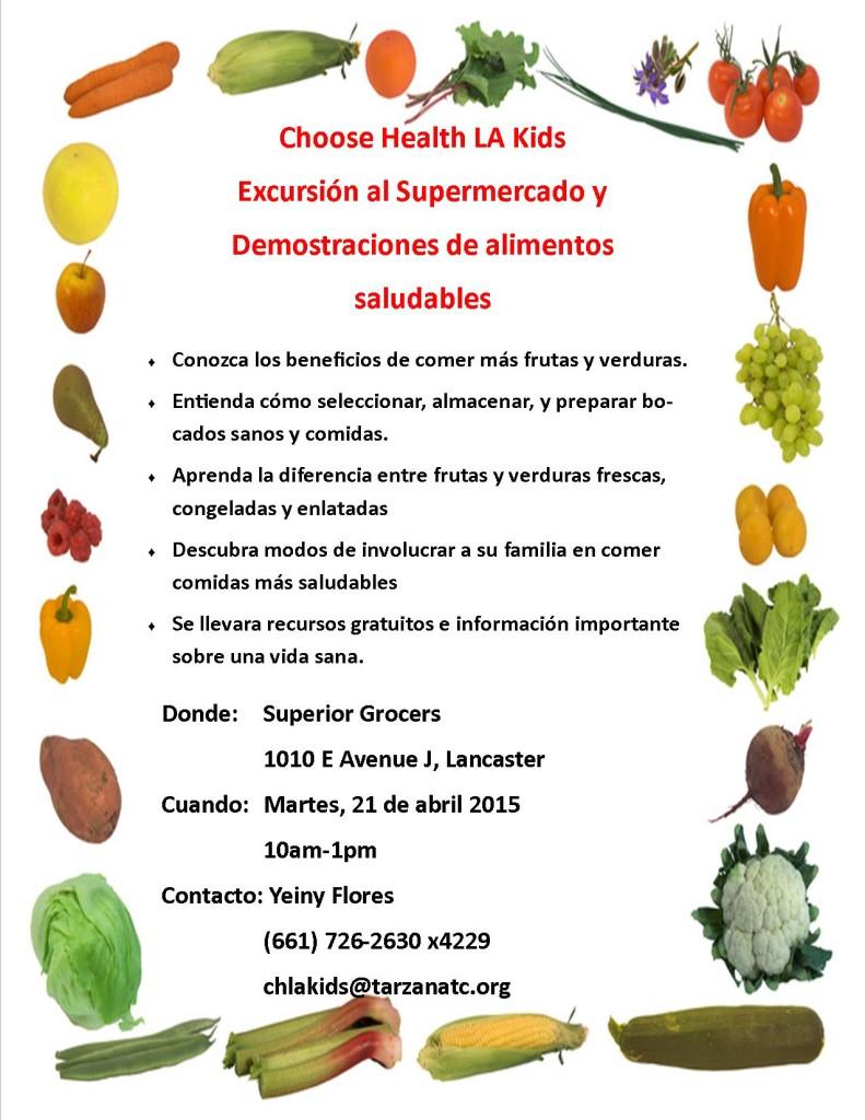 Healthy Food Lancaster Ca