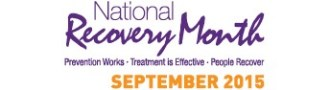 Recovery Month 2015 Events
